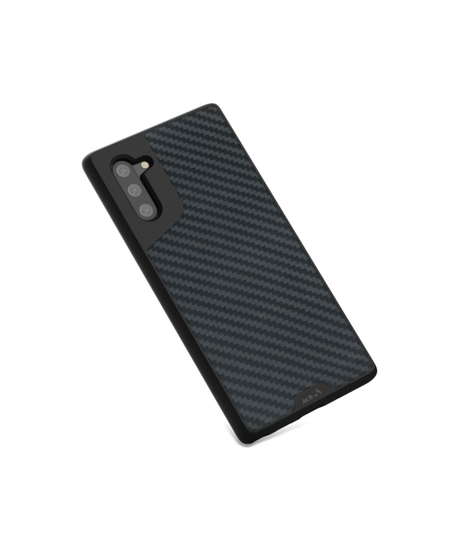 Image for Mous - Protective Case for Samsung Galaxy Note 10 - Limitless 3.0 - Aramid Fiber - No Screen Protector
