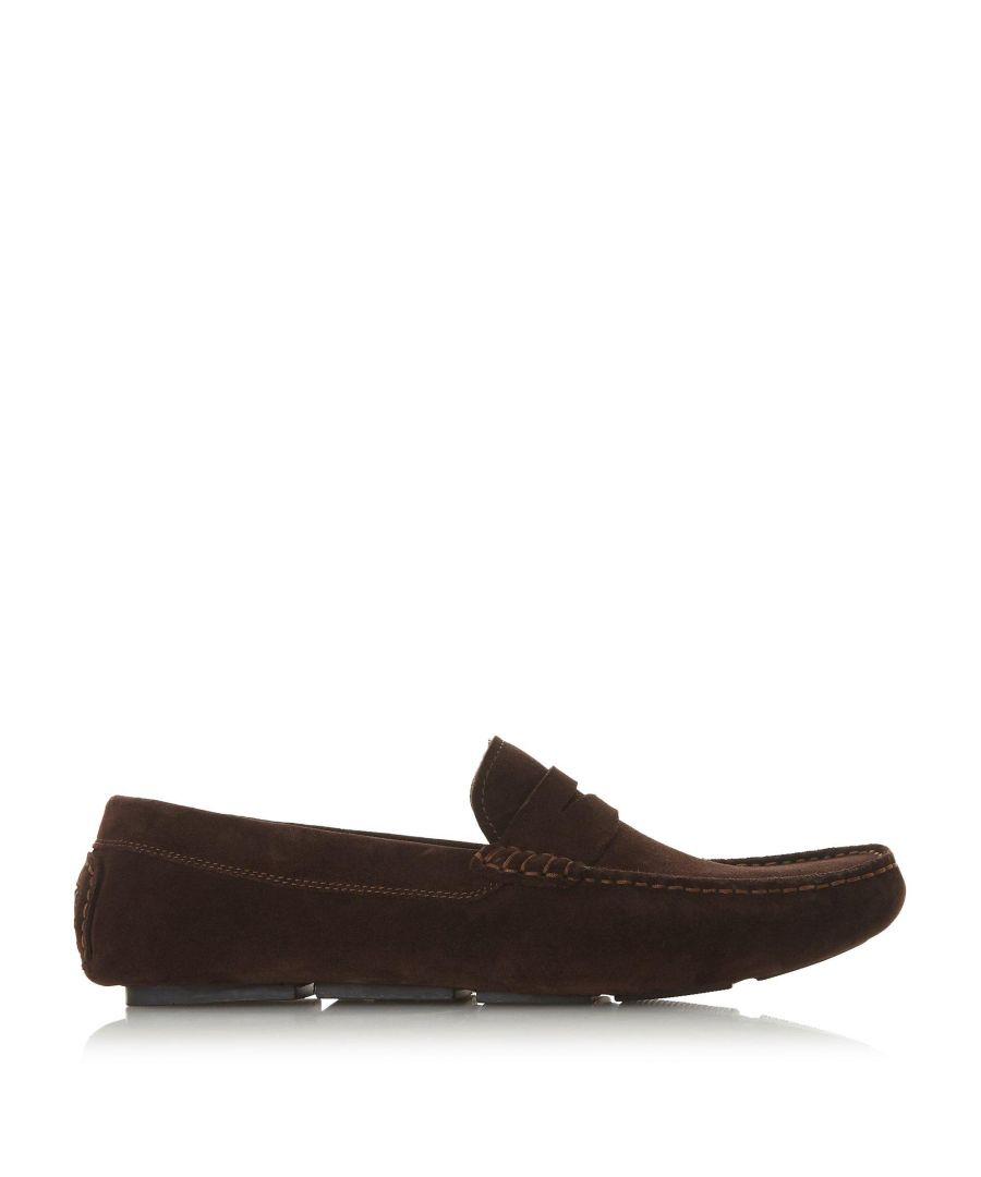 Image for Dune Mens BALANCE Saddle Loafer Shoe