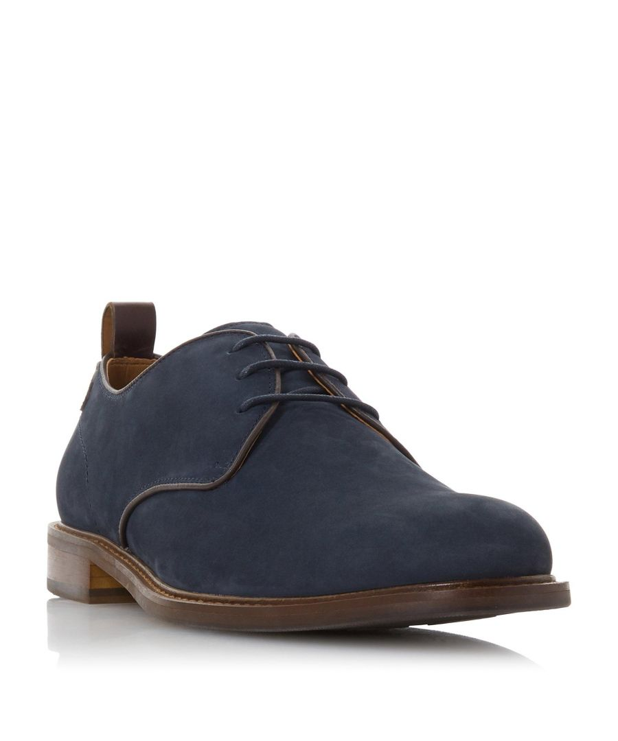 Image for Dune Mens BAND Piped Gibson Shoe