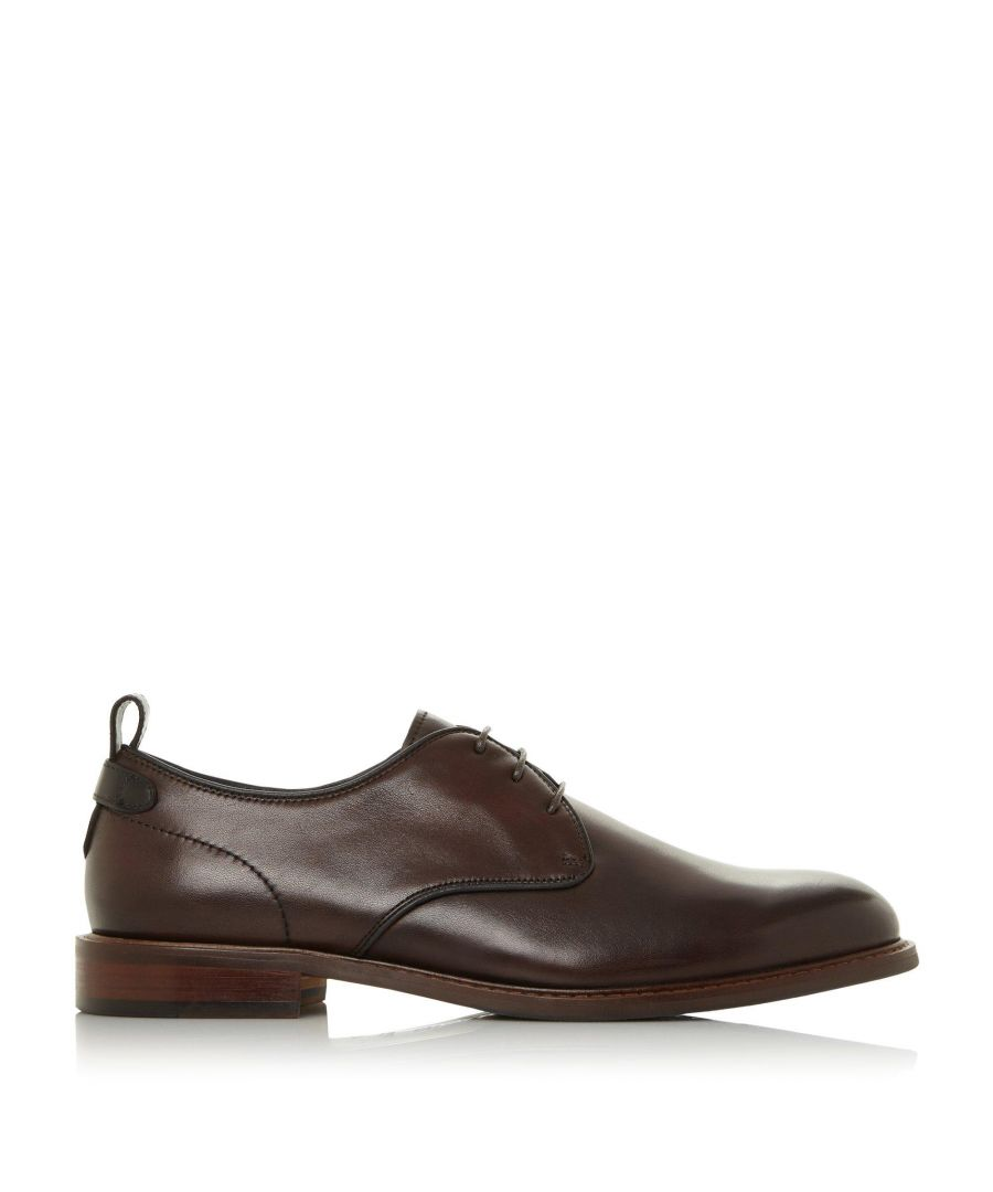 Image for Dune Mens BAND Piped Gibson Shoes