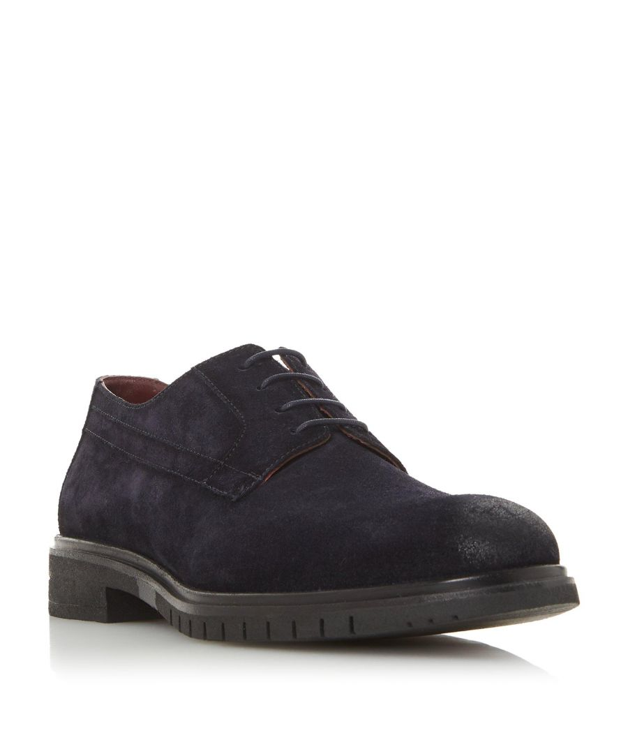 Image for Dune Mens BANDERSNATCH H Suede Derby Shoe