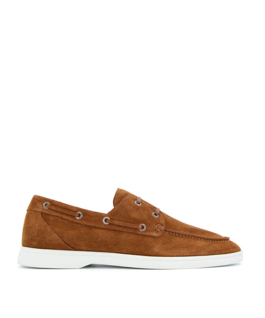 Image for Dune Mens BARCLAY Casual Boat Shoes