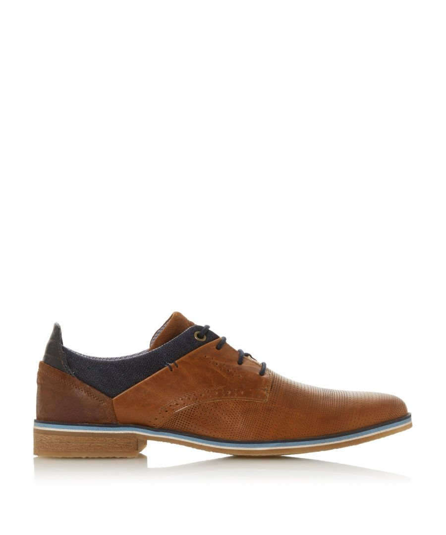 Image for Dune Mens BARINAS Gibson Shoes