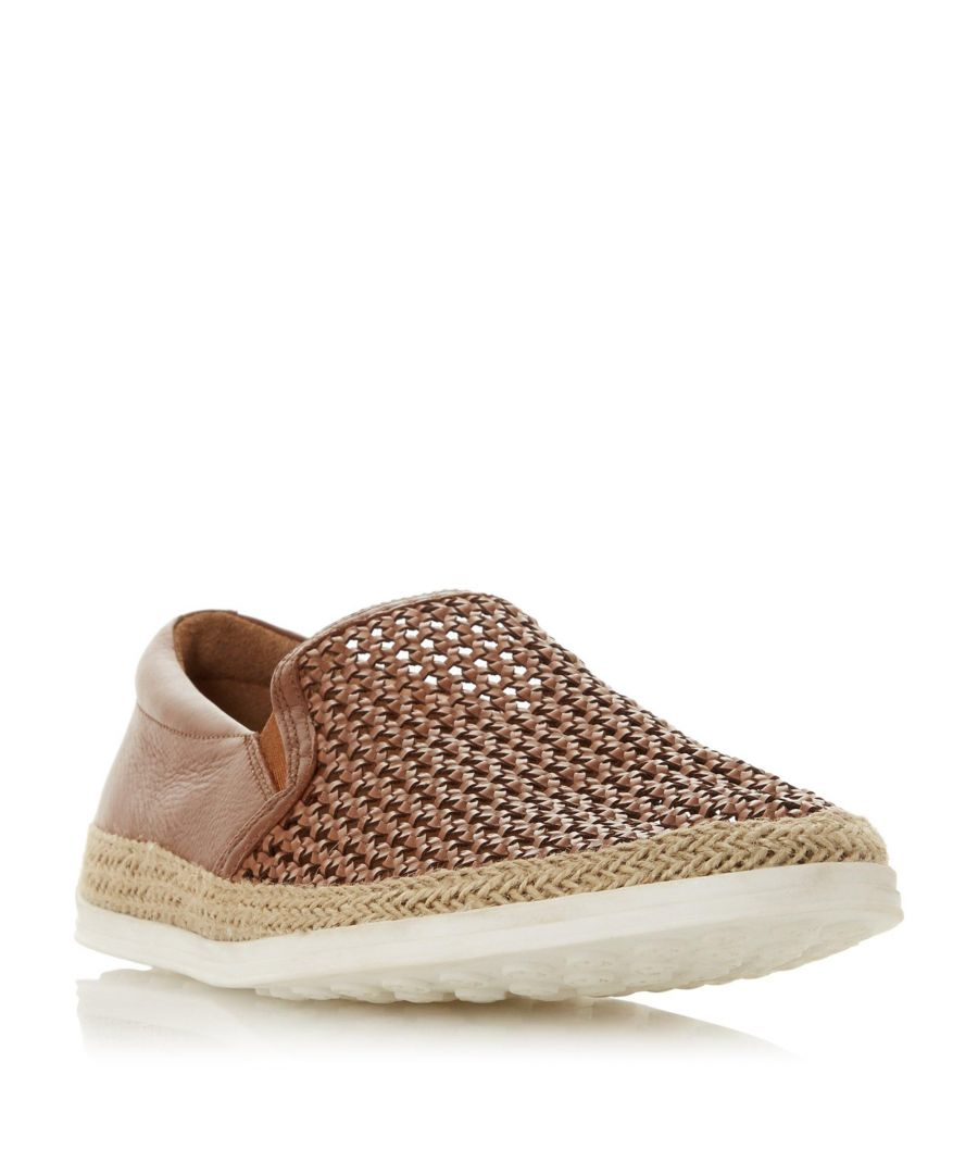Image for Dune Mens BAROLO Woven Espadrille