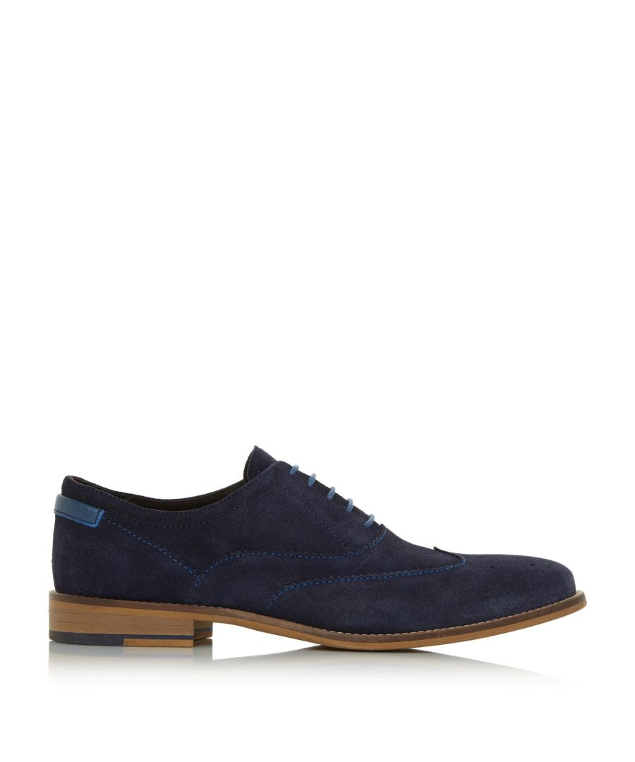 Image for Dune Mens BARTRA Oxford Brogue Shoes