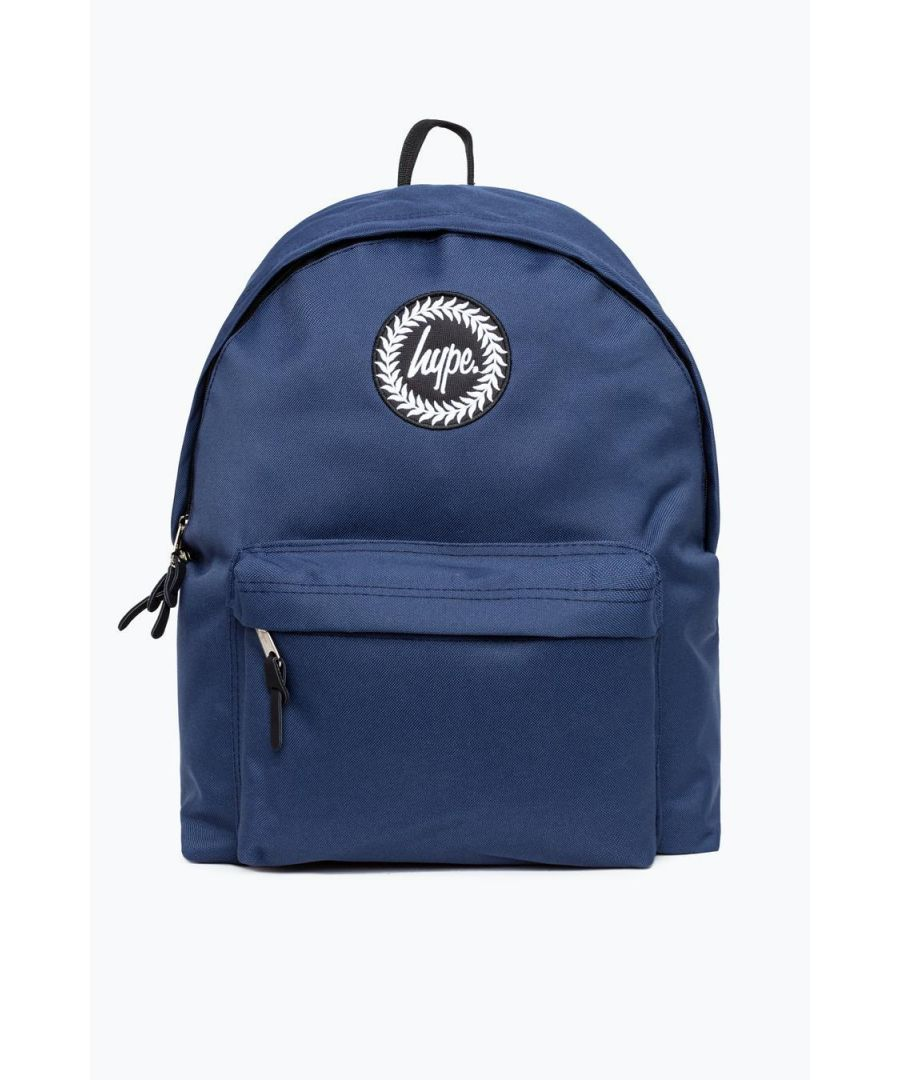 Image for Hype Navy Badge Backpack