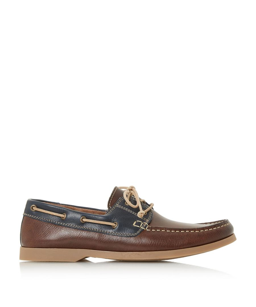 Image for Bertie Mens BATTLESHIP Lace Up Boat Shoes