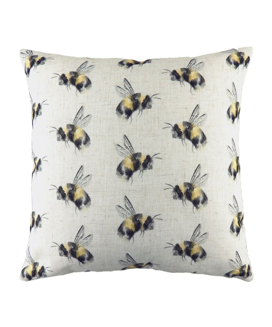 Image for Bee You Repeat Cushion