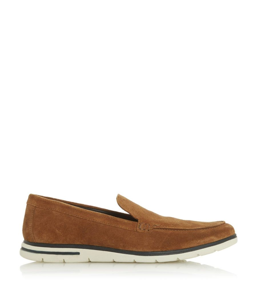 Image for Dune Mens BEEP Casual Wedge Loafers