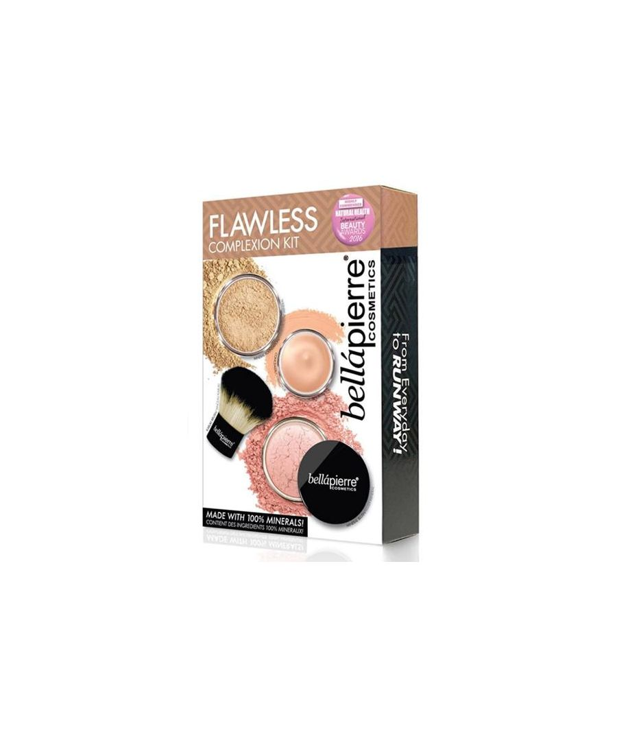 Image for BELLAPIERRE FLAWLESS COMPLEXION SET - MEDIUM