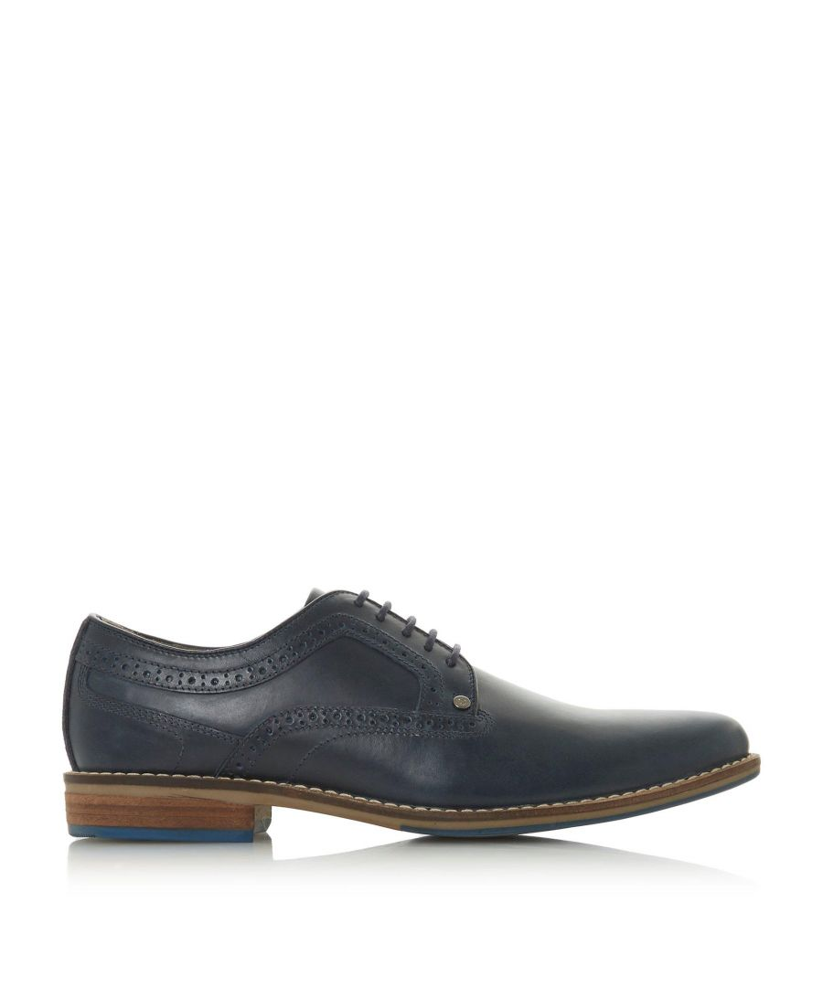 Image for Dune Mens BENNETT 1 Casual Gibson Shoes