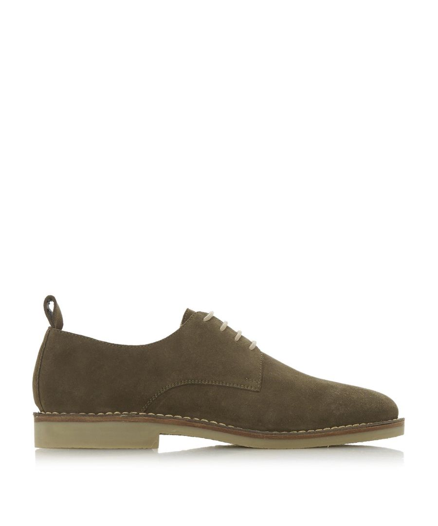 Image for Dune Mens BERBATOV Lace Up Desert Shoes