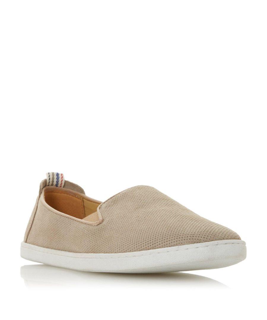 Image for Dune Mens BETIM Perforated Slip-On Shoe