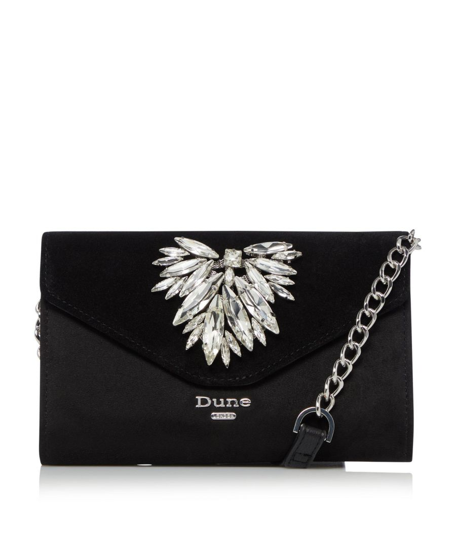 Image for Dune BEXXY Jewel Embellished Cross Body Phone Case and Purse