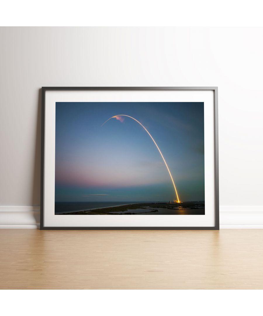 Image for Rocket Vapour Trail - Black frame