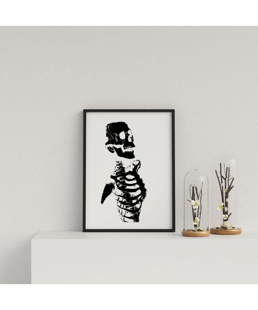 Image for X-Ray Skeleton - Black frame