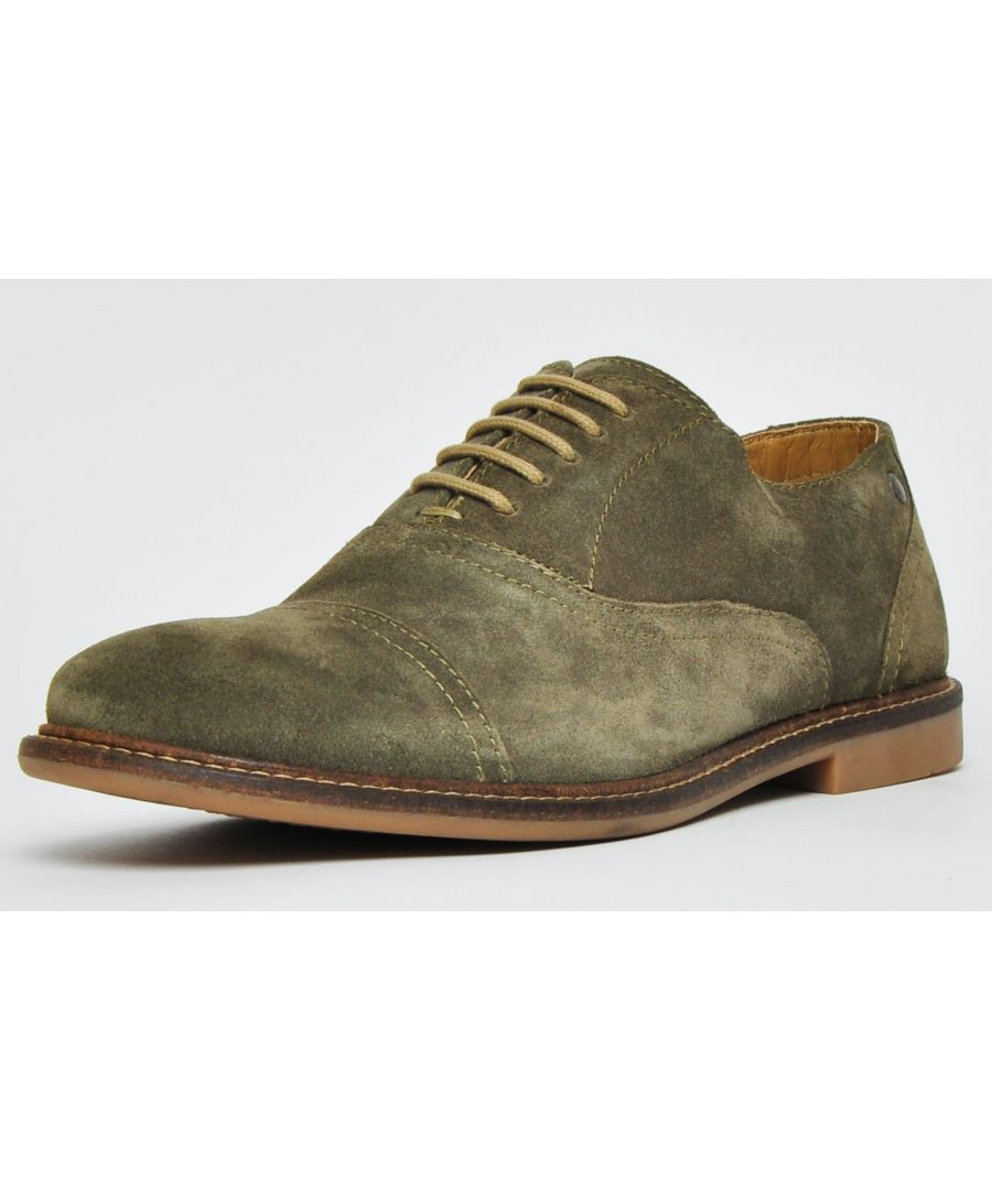 Image for Base London Marston Suede Mens