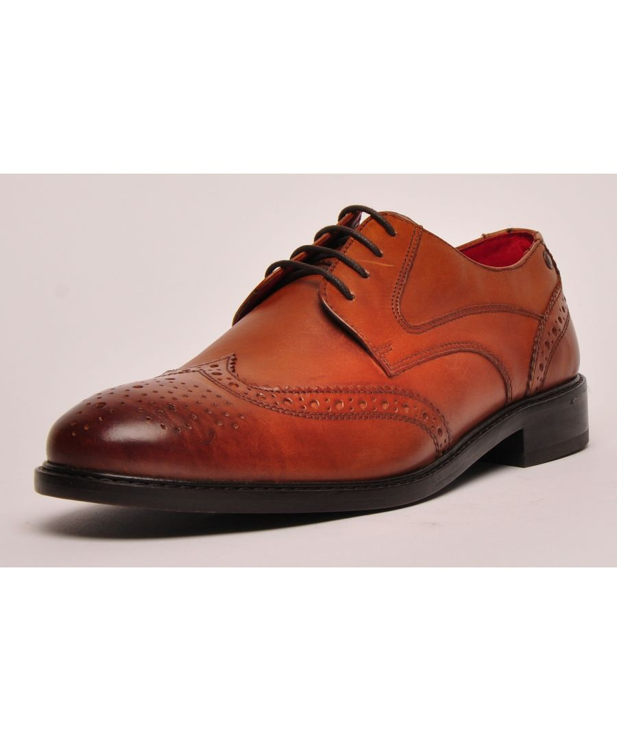 Image for Base London Dominion Leather Mens