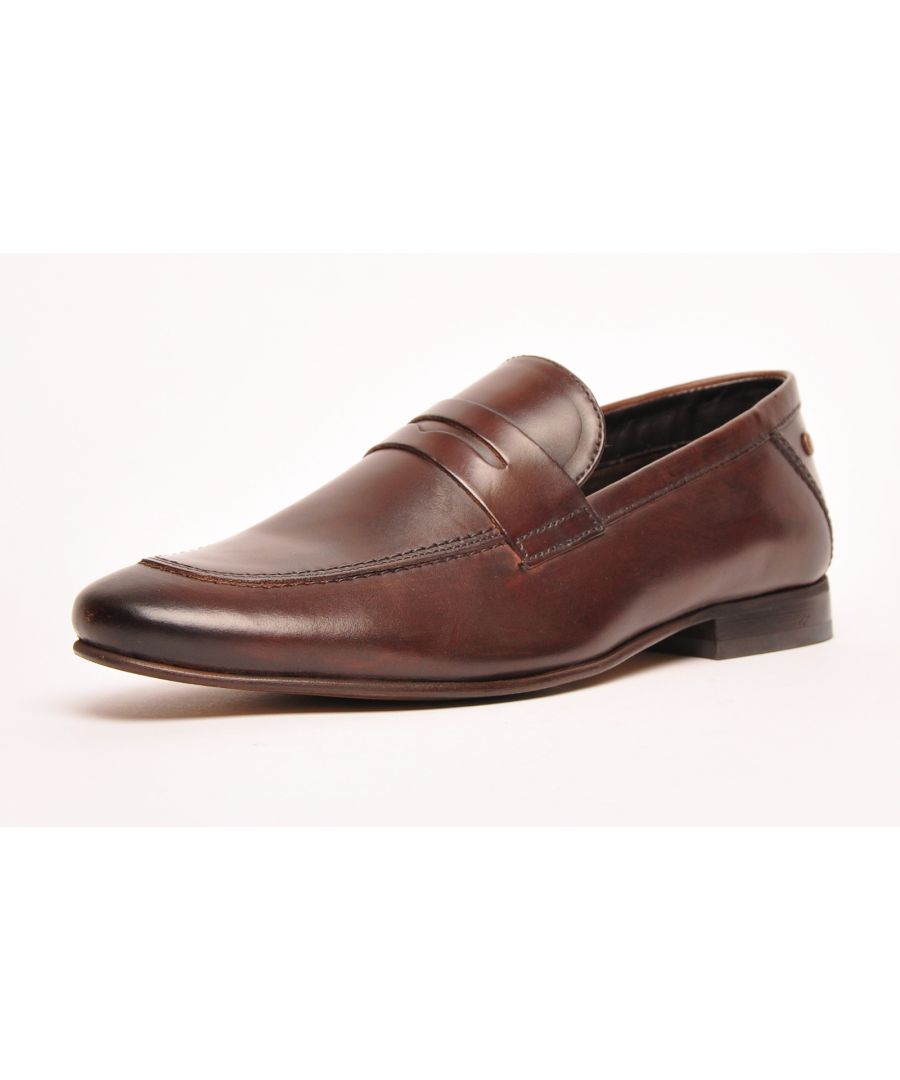 Image for Base London Tenor Leather Mens