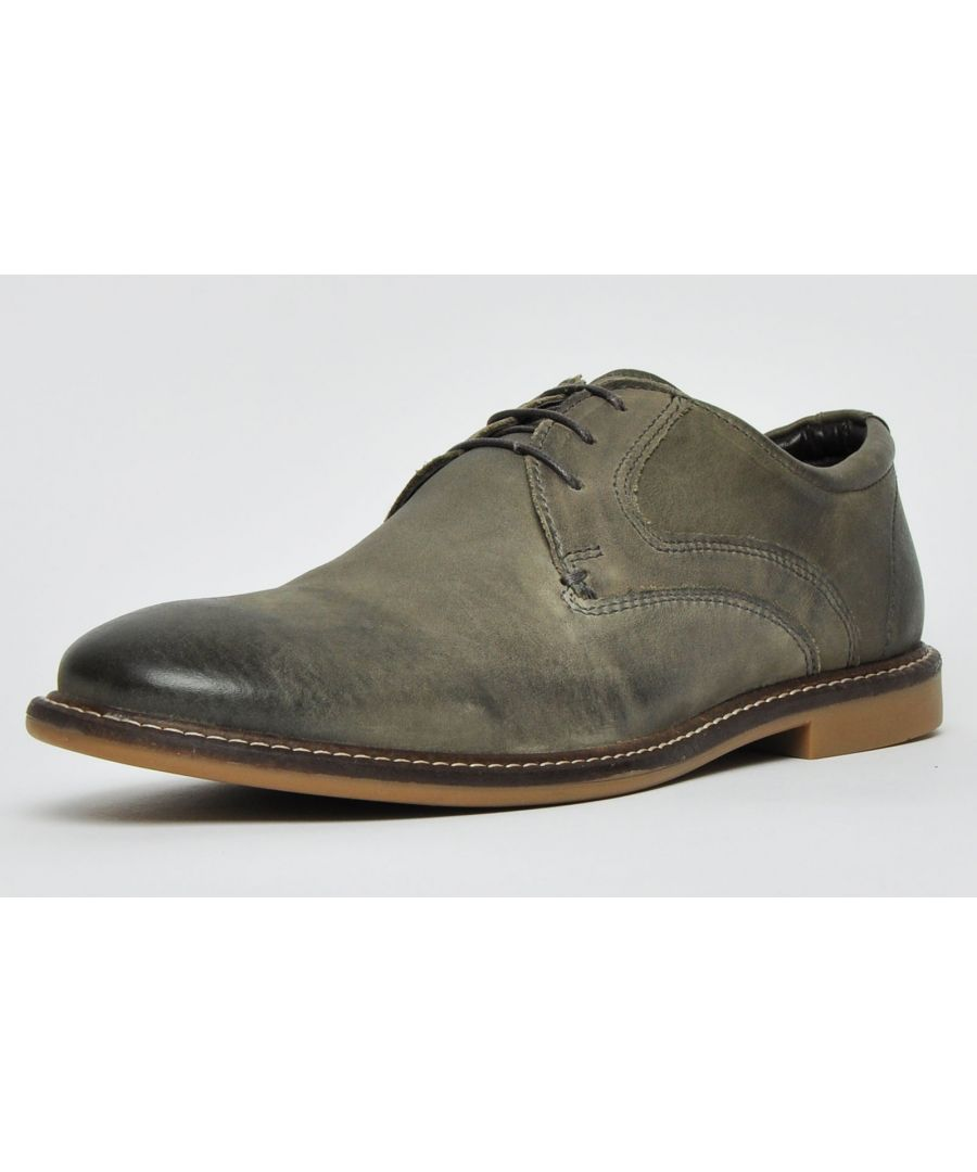 Image for Base London Cannock Leather Mens