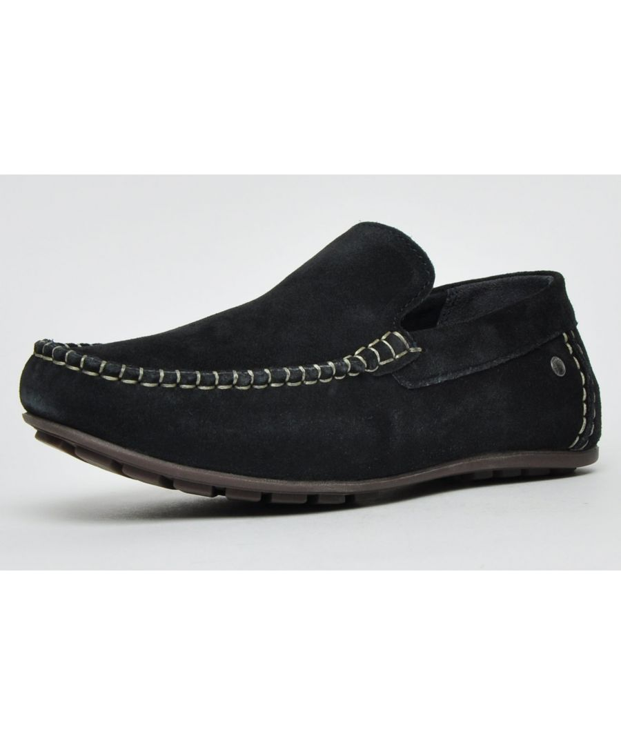 Image for Base London Henton Suede Mens