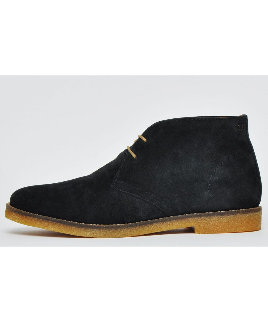 Image for Base London Charlton Suede Mens