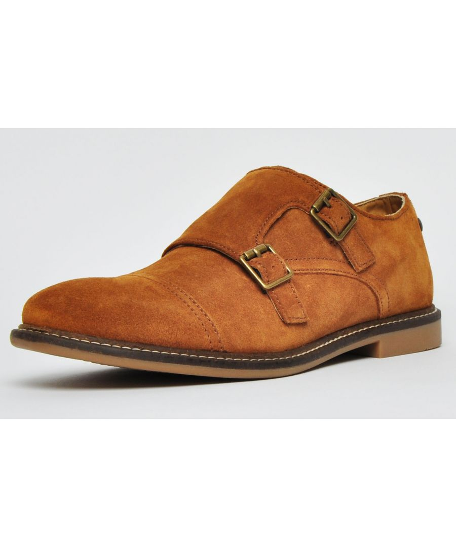 Image for Base London Delamare Suede Mens