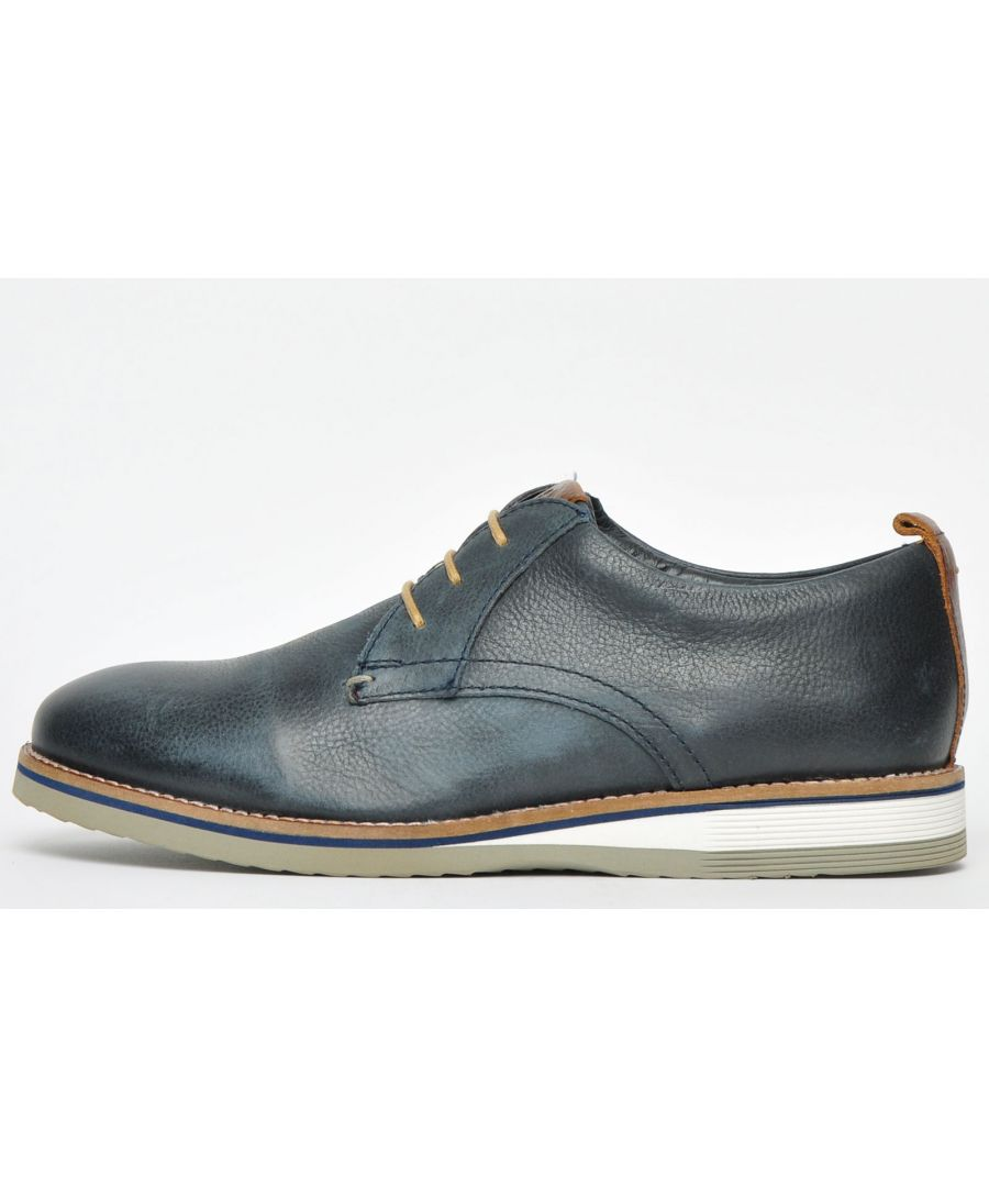 Image for Base London Driscoll Leather Mens
