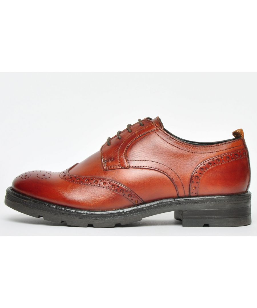 Image for Base London Murphy Leather Mens