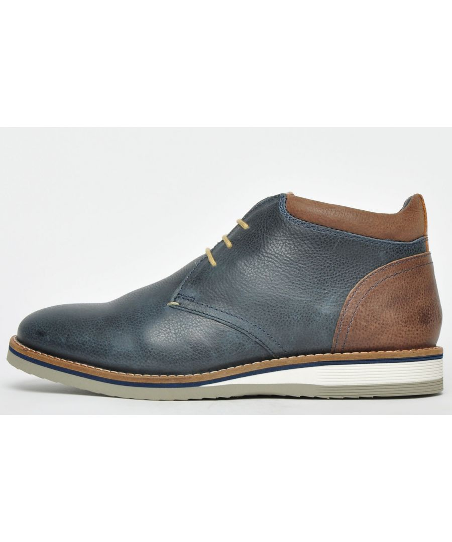 Image for Base London Taylor Leather Mens