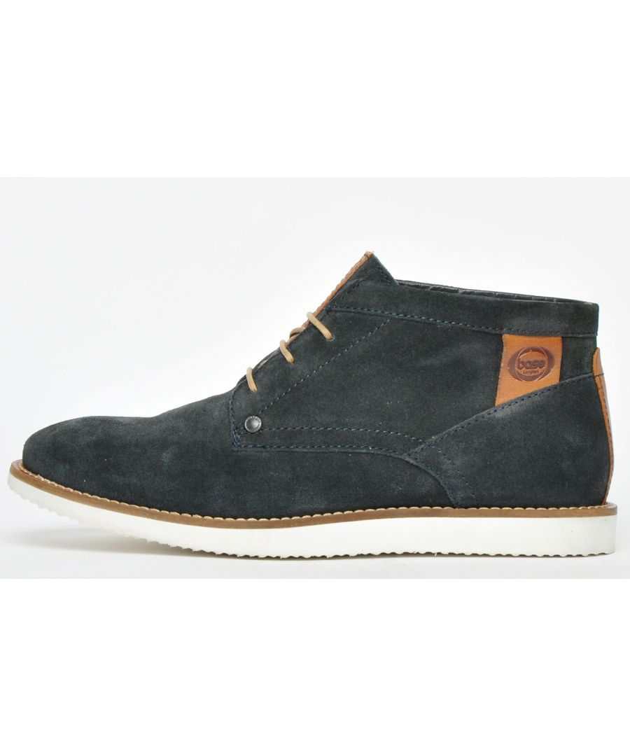 Image for Base London Buster Suede Mens