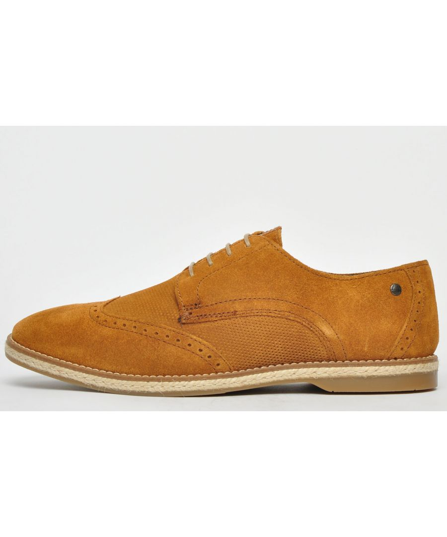 Image for Base London Crosby Suede Mens