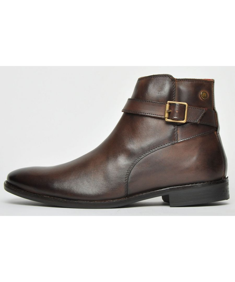 Image for Base London Morrow Leather Men's