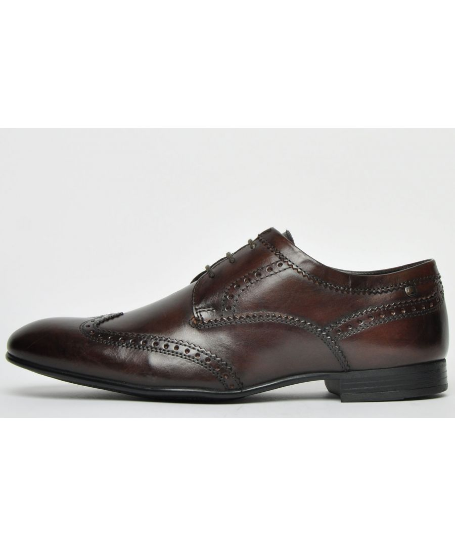 Image for Base London Purcell Leather Men's