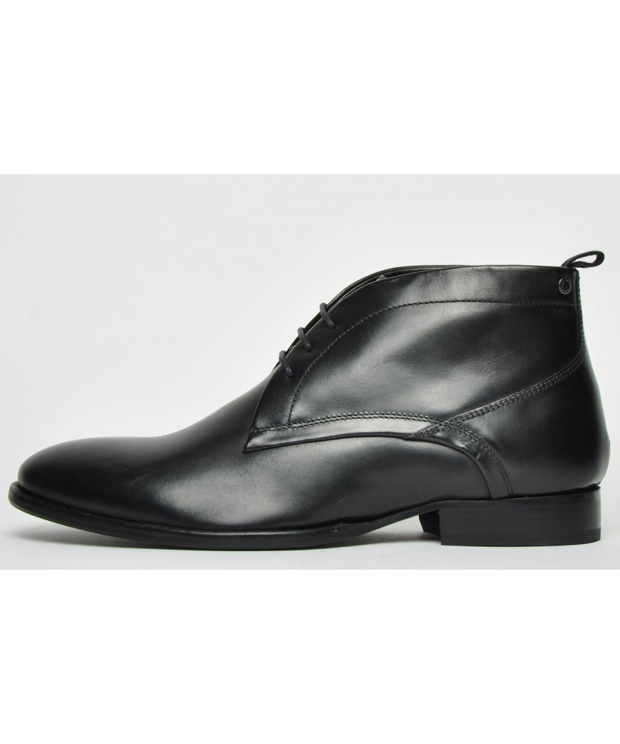 Image for Base London Deacon Leather Men's