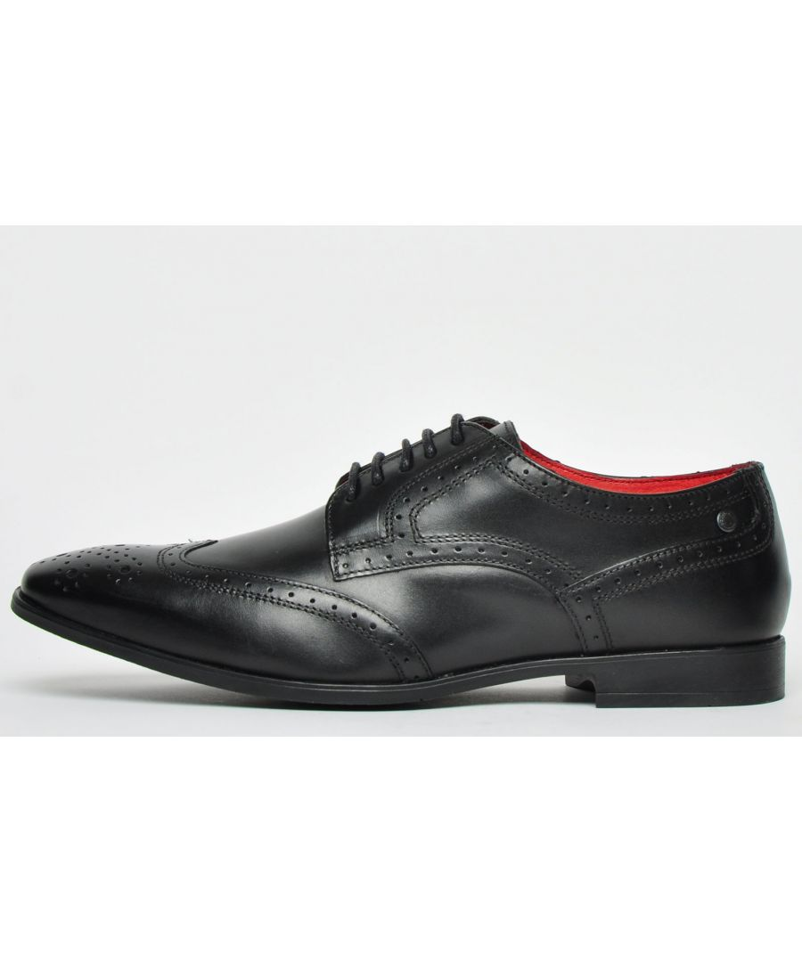 Image for Base London Crown Leather Men's