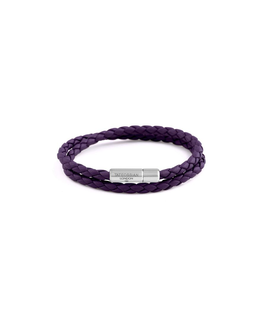 Image for Pop scoubidou leather bracelet