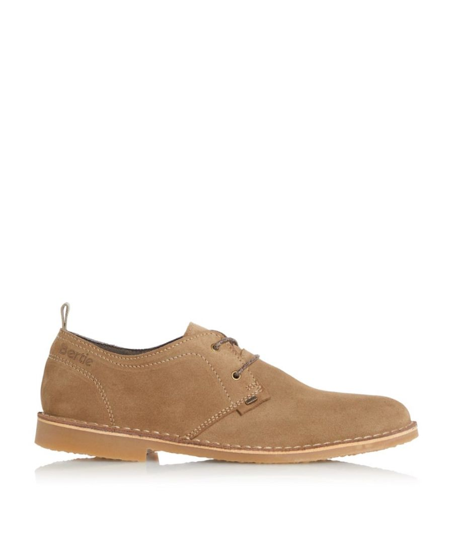 Image for Bertie Mens BOARDER Lace up Desert Shoes