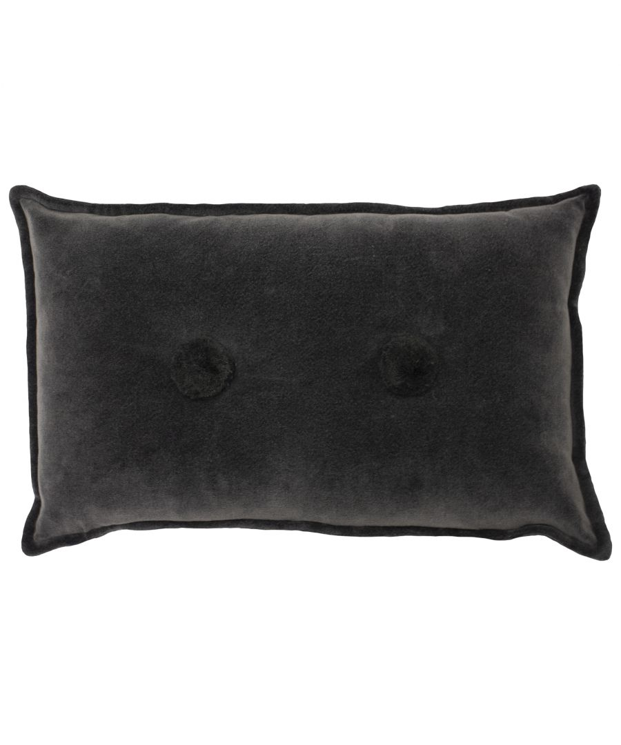 Image for Bobble 30X50 Pf/Cushion Charcoal