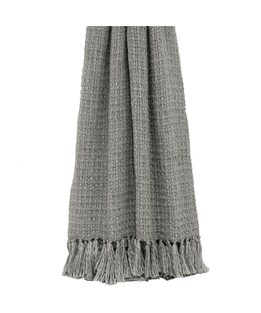 Image for Boden 150X200 Throw Grey