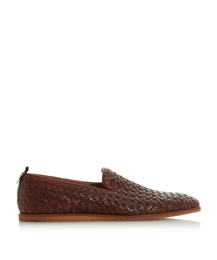 Image for Bertie Mens BOLUGO Chunky Woven Loafer