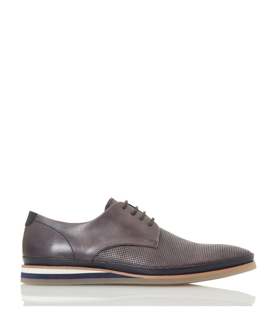Image for Bertie Mens BOOSTER Square Toe Gibson Shoes