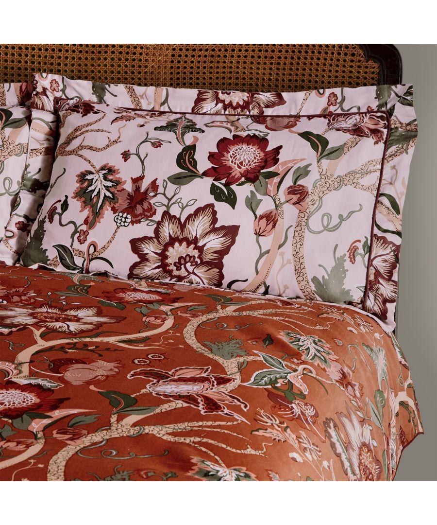 Image for Botanist Oxford Pillowcase Set