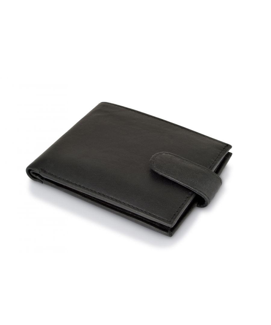 Image for Woodland Leather Black 4.5