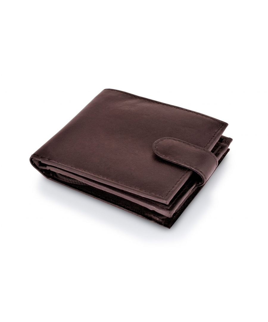 Image for Woodland Leather Brown 4.5