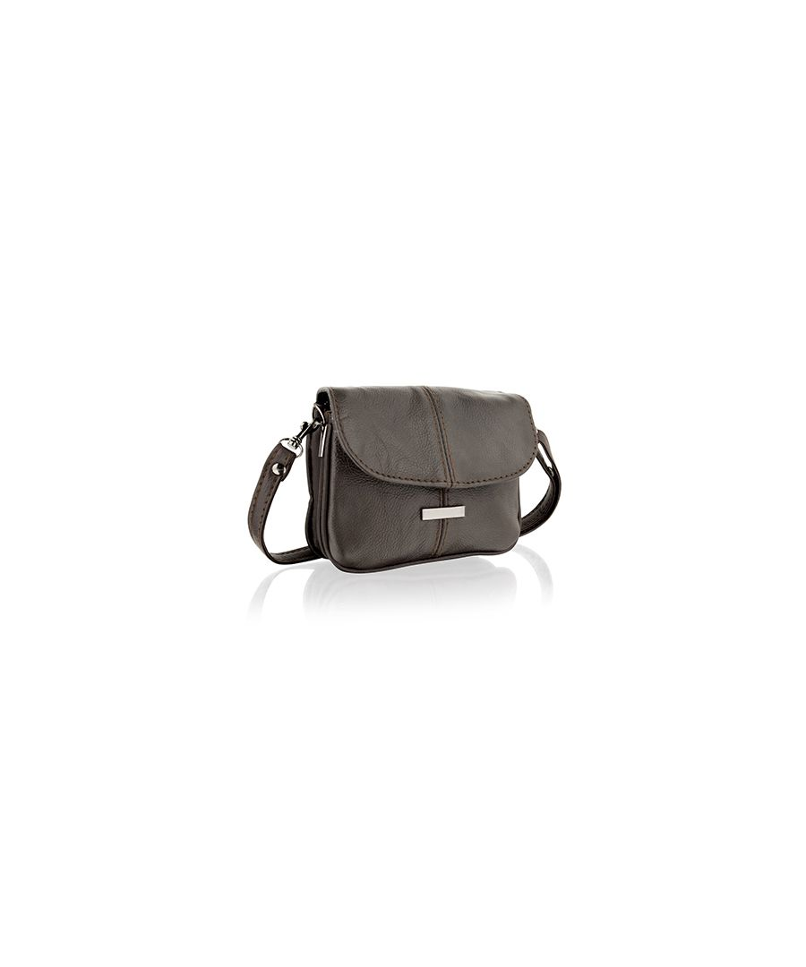 Image for Woodland Leather Brown Leather Small 4.0