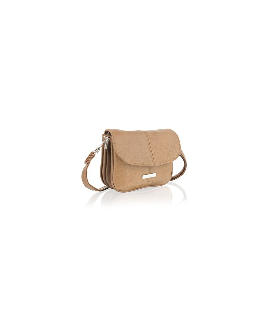 Image for Woodland Leather Tan Leather Small 4.0