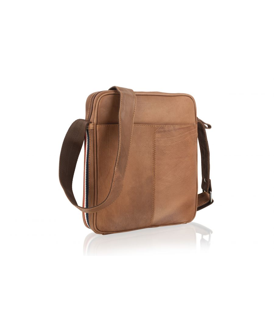 Image for Woodland Leathers Leather Portrait Tan 11