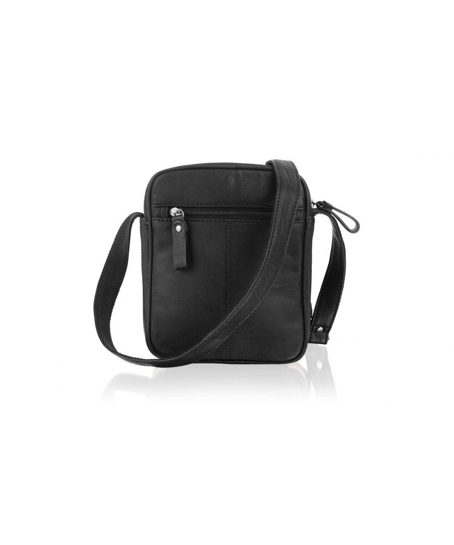 Image for Woodland Leathers Leather Portrait Black 8