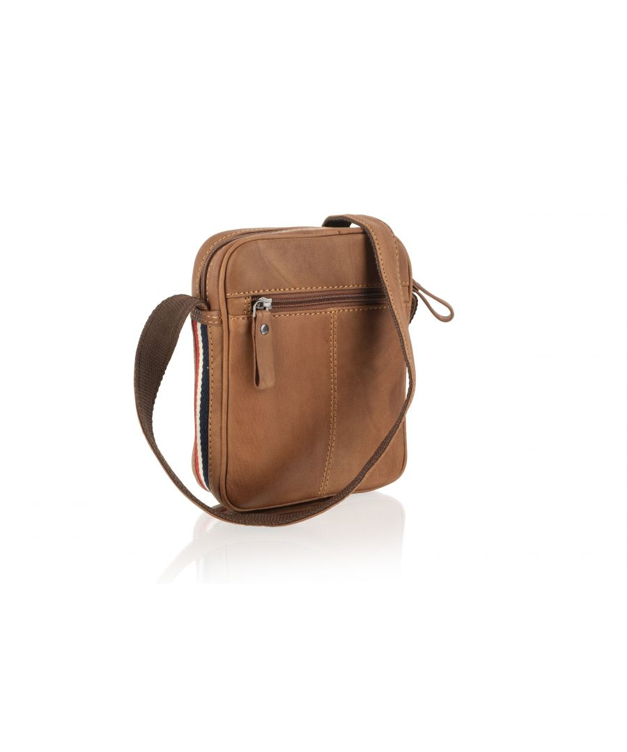 Image for Woodland Leathers Leather Portrait Tan 8